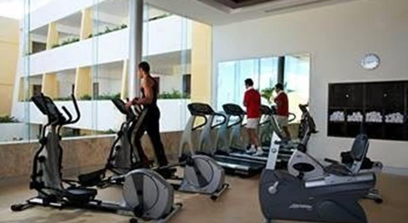 Fitness Center available at Temptation Resort Spa